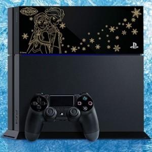 PS4アナ雪