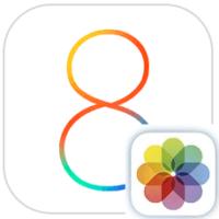 iOS8写真非表示