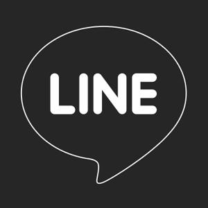 Lineの着せかえを ブラック にする方法 Lineの使い方 使い方