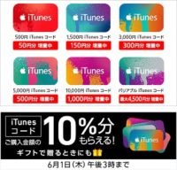 itunes-code-softbank-ymobile-10per