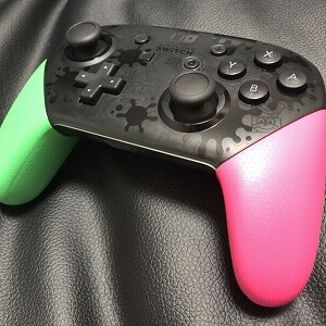 nintendo-switch pro-controller-splatoon2-edition