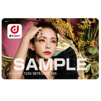 namieamuro-dpoint-card