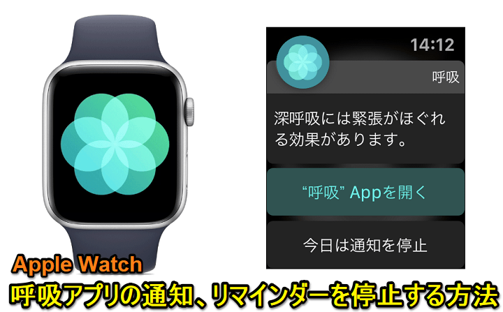 Apple Watch 呼吸