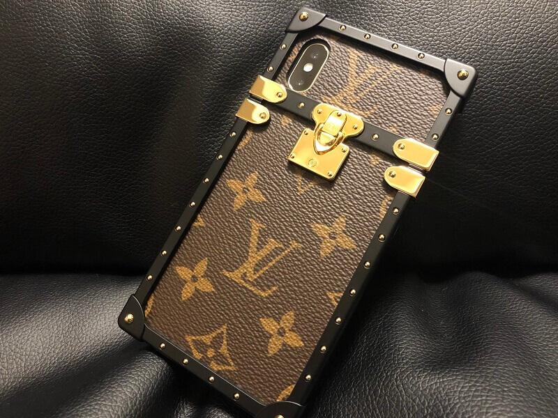 4f99b096c6 ルイ・ヴィトンのiPhoneケース『アイ・トランク』レビュー・使い方 ...