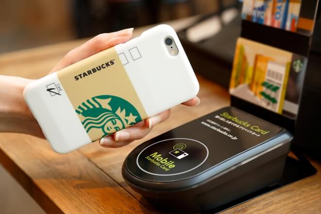 STARBUCKS TOUCH