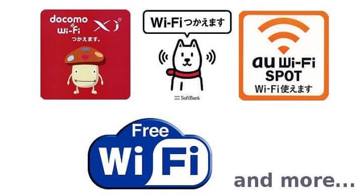 紹介しているカフェチェーン店のWi-Fi・電源と注意事項