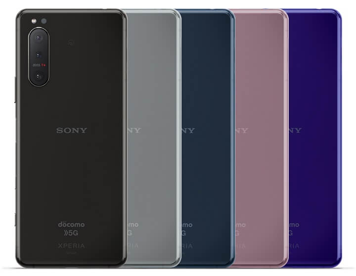ドコモ版 Xperia 5 II SO-52A